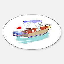 Boats Ahoy Decal