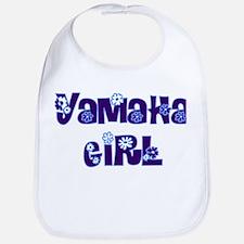 YAMAHA GIRL Bib
