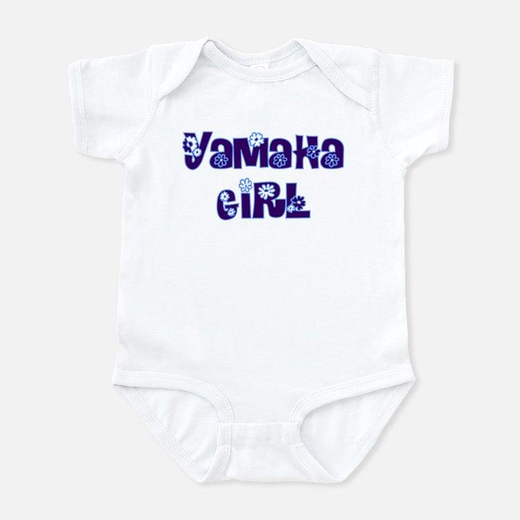 YAMAHA GIRL Infant Creeper