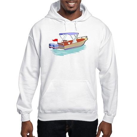 Boats Ahoy Hooded Sweatshirt