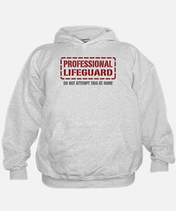 Professional Lifeguard Hoodie