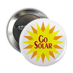 Go Solar (10 Solar Energy Buttons)