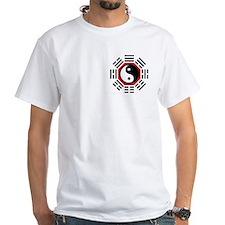 i ching buddhist buddhism yin yang Shirt
