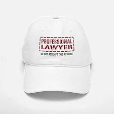 Professional Lawyer Baseball Baseball Cap