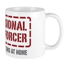 Professional Law Enforcer Small Mug