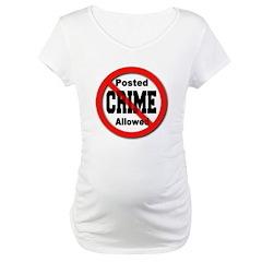No Crime Shirt
