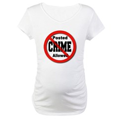 No Crime Shirt