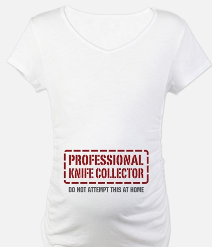Professional Knife Collector Shirt