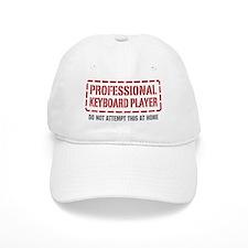 Professional Keyboard Player Baseball Cap