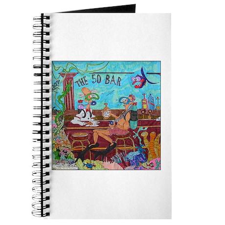 Scuba 50 Bar Journal