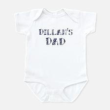 Dillans dad Infant Bodysuit