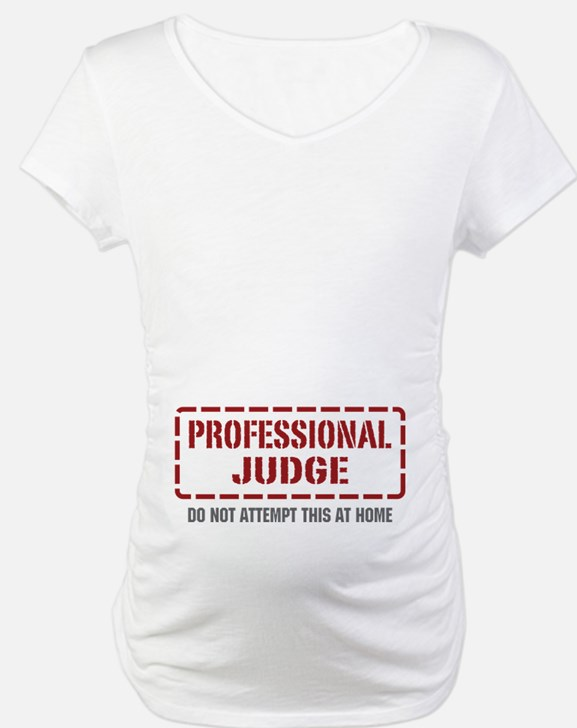 Professional Judge Shirt