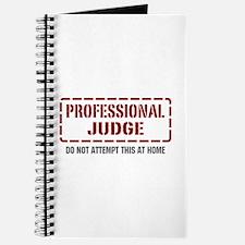 Professional Judge Journal