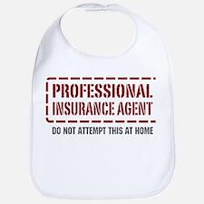 Professional Insurance Agent Bib