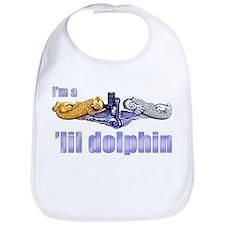 I'm a 'lil Dolphin Bib