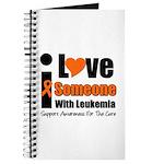 I Love Someone w/Leukemia Journal