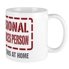 Professional Human Resources Person Mug