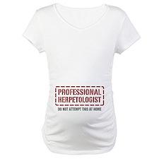Professional Herpetologist Shirt
