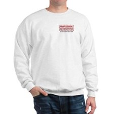 Professional Health and Safety Officer Sweatshirt