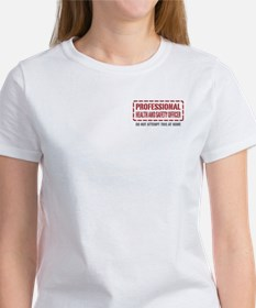 Professional Health and Safety Officer Tee