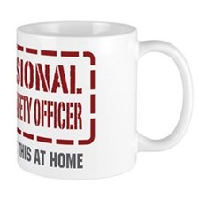 Professional Health and Safety Officer Mug