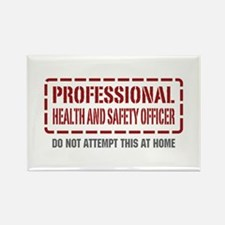 Professional Health and Safety Officer Rectangle M