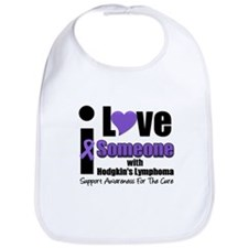 I Love Someone w/Lymphoma Bib