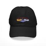 Silent Service Black Cap