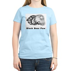 Black Bear Paw T-Shirt