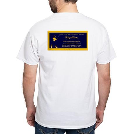 KP Blue Label White T-Shirt