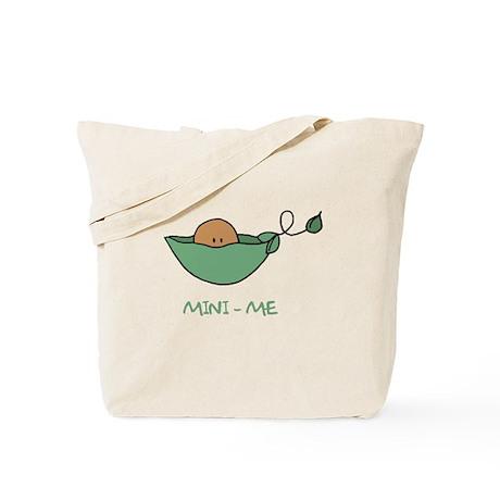 mini me (darker skin) Tote Bag