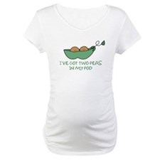 Two peas (darker skin) Shirt