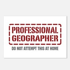 Professional Geographer Postcards (Package of 8)