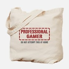 Professional Gamer Tote Bag