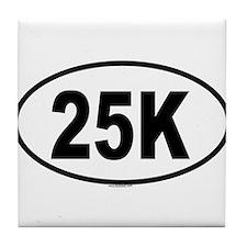 25K Tile Coaster