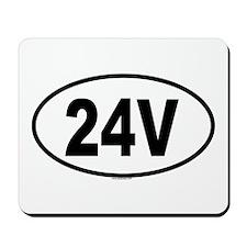24V Mousepad