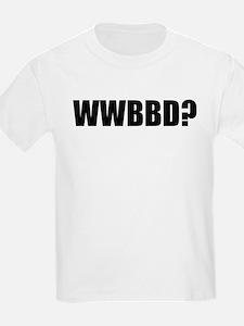 WWBBD? Kids T-Shirt