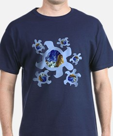 Earthly Turtles T-Shirt