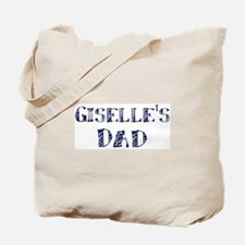 Giselles dad Tote Bag