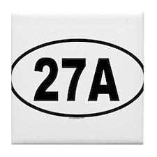 27A Tile Coaster