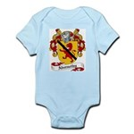 Abernethy Family Crest Infant Creeper