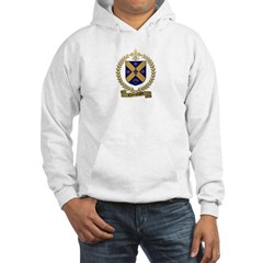 CHAMPAGNE Family Crest Hoodie