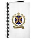 CHAMPAGNE Family Crest Journal