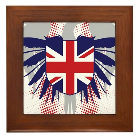 UK Winged Framed Tile
