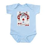 Adamson Family Crest Infant Creeper
