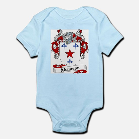 Adamson Family Crest Infant Creeper