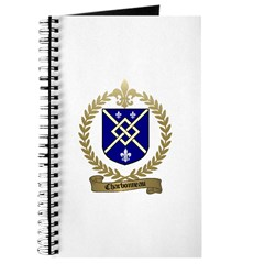 CHARBONNEAU Family Crest Journal