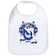 Adair Family Crest Bib