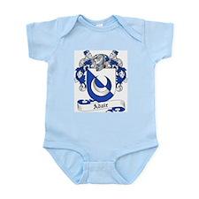 Adair Family Crest Infant Creeper
