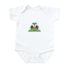 HAITI Infant Bodysuit